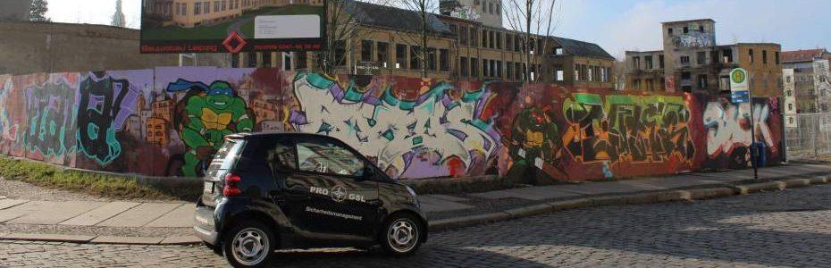 Unser Funkstreifendienst - Sicherheit Leipzig
